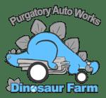 Purgatory Auto Works and Dinosaur Farm